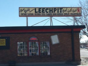 The Current Leechpit on the west side of Colorado Springs